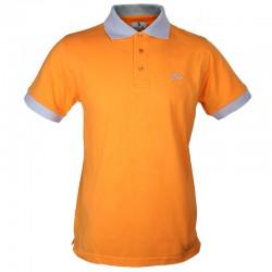 Męska Koszulka Polo - Hooy - Pomarańczowa
