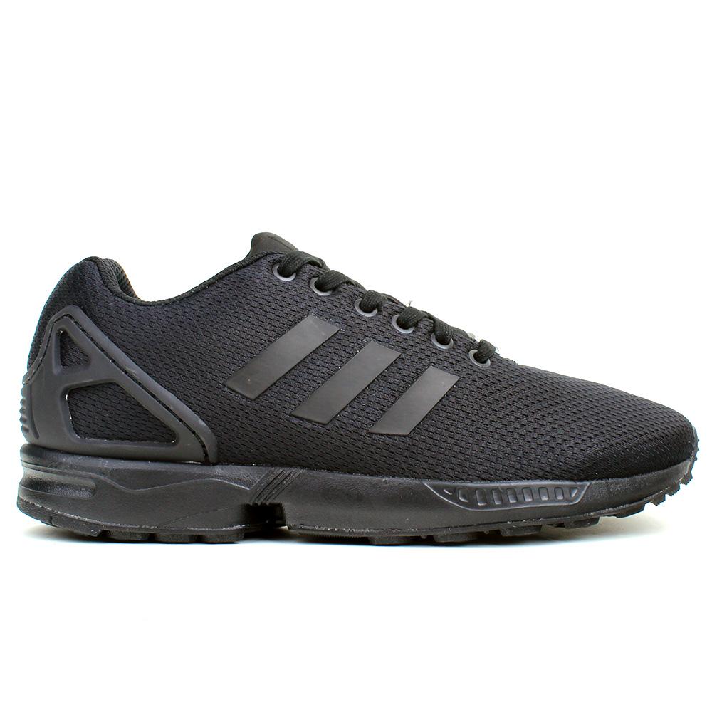 Adidas ZX Flux - czarne buty sportowe