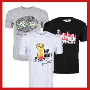 Koszulki sportowe Hooy