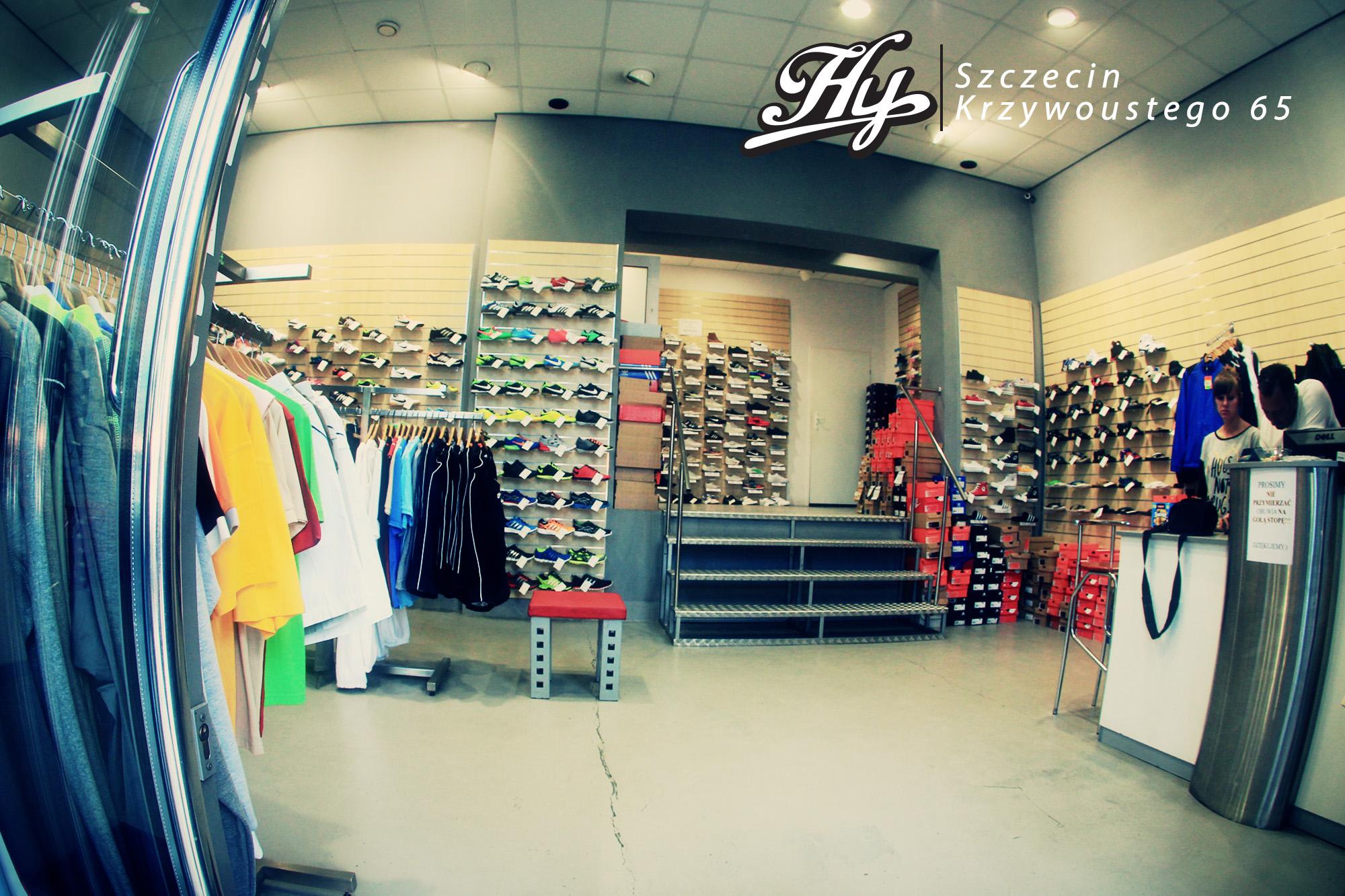 Sklep z butami sportowymi - Nike Air Max i wiele innych