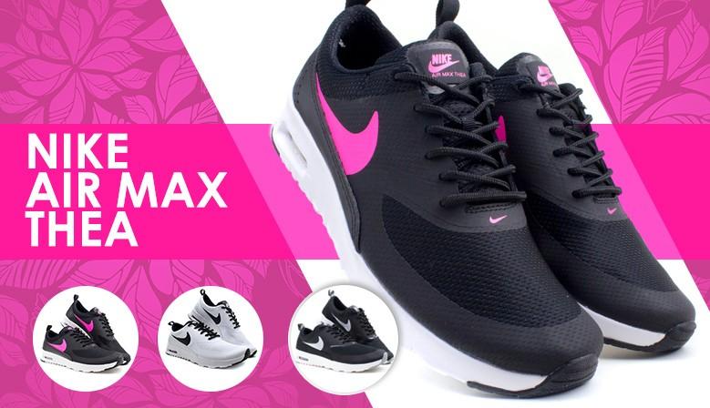 Damskie Nike Air Max Thea