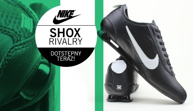 SHOX Rivalry - męskie buty sportowe