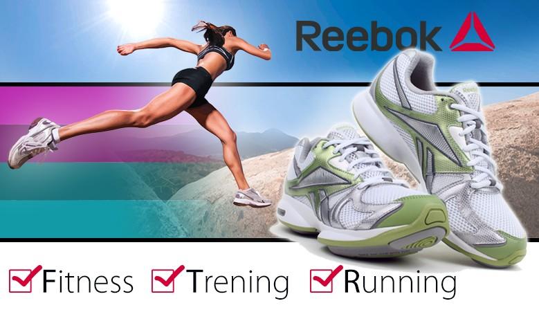 Buty Fitness - Reebok