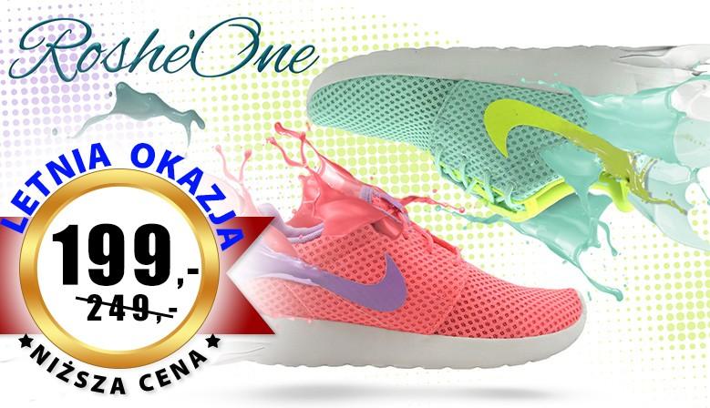 Roshe One - promocyjna cena 199