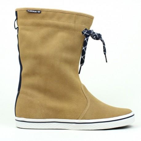 Damskie obuwie zimowe Adidas Honey Boot W- G60762