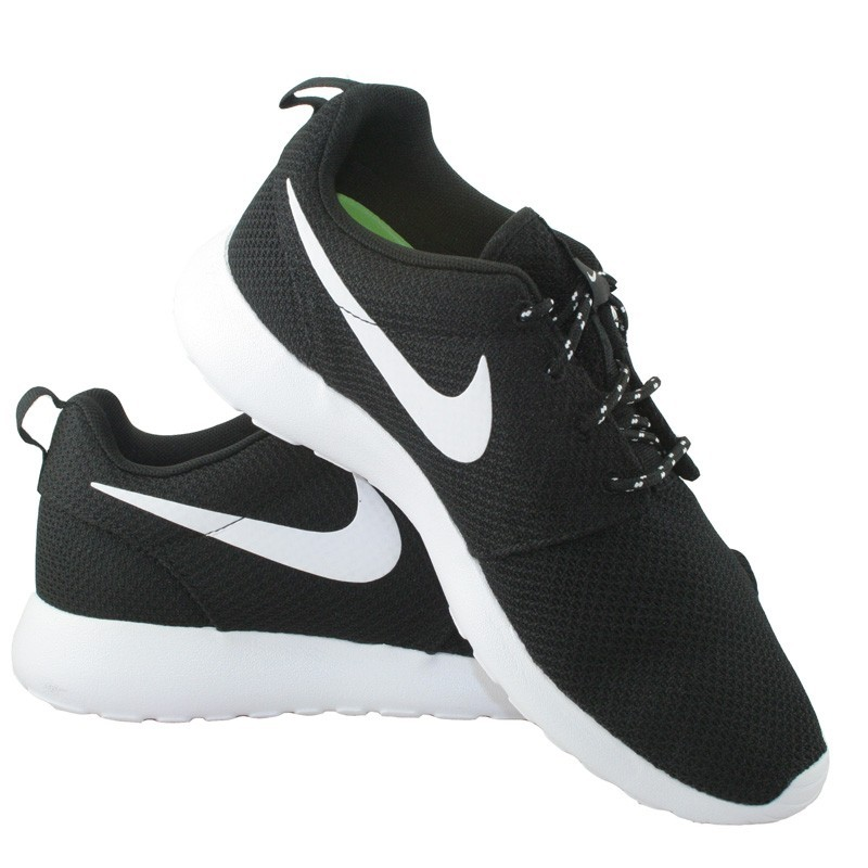 8583e9a62 ... Damskie Nike Rosherun - 511882 050 - czarne roshe ...