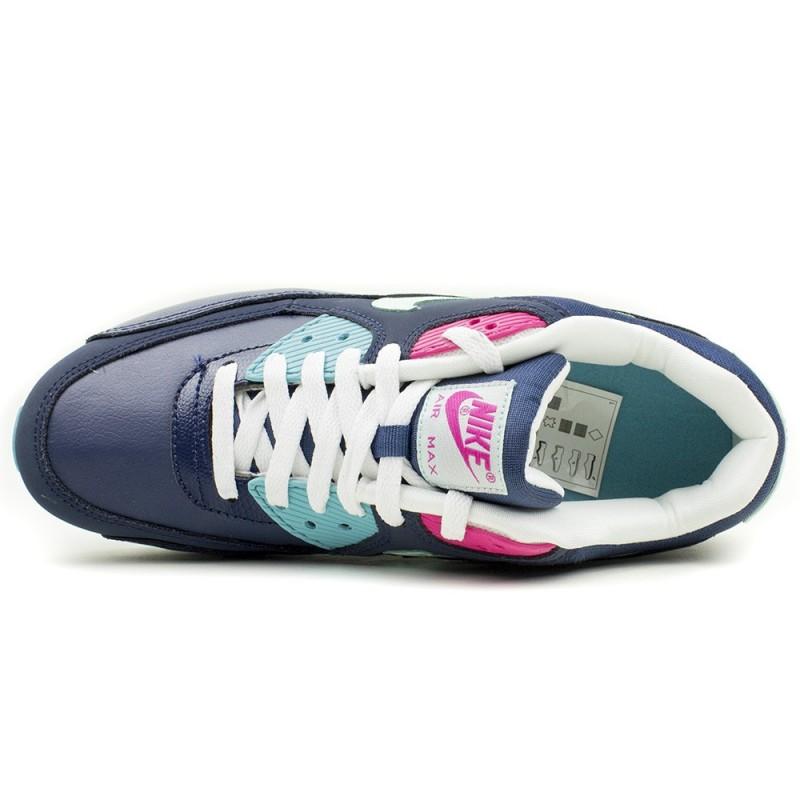 Obuwie Nike Air Max 90 2007 GS 345017 400