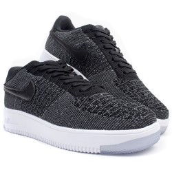 Nike Air Force 1 Flyknit Low - damskie