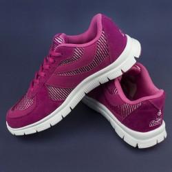 Kameleon - różowe, zmieniające kolor damskie buty sportowe