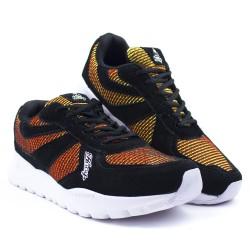 Kameleon - czarne, męskie buty sportowe