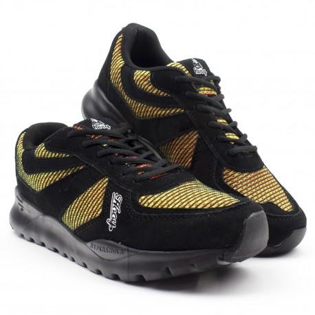 Kameleon - czarny- full, męskie buty sportowe