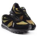 Kameleon 201801 010 - czarny- full, męskie buty sportowe