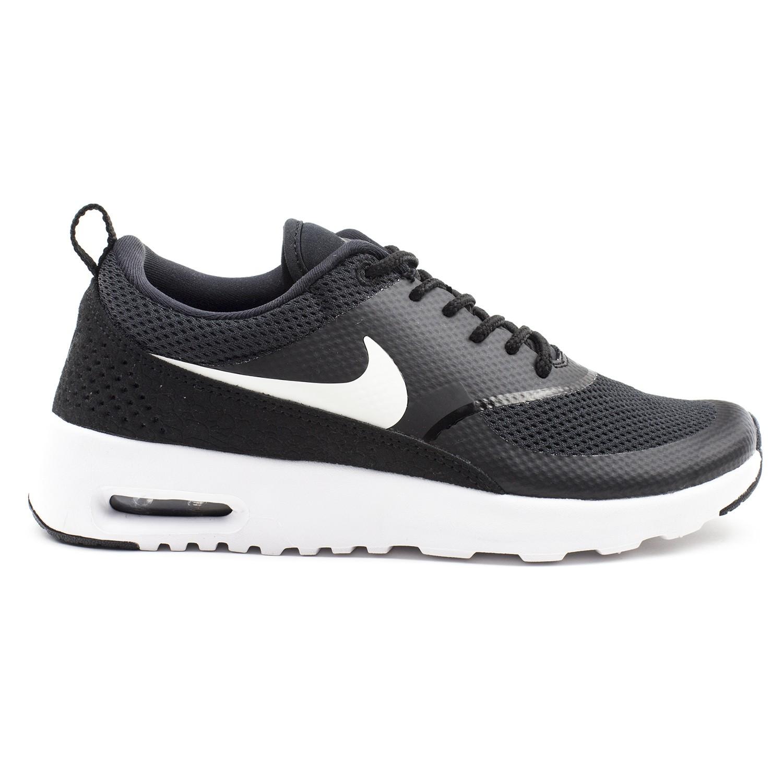 50% ceny nowa wysoka jakość jak kupić Nike Air Max Thea WMNS 599409 020 - czarne damskie nike