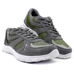 Kameleon - szare, zmieniające kolor unisex buty sportowe