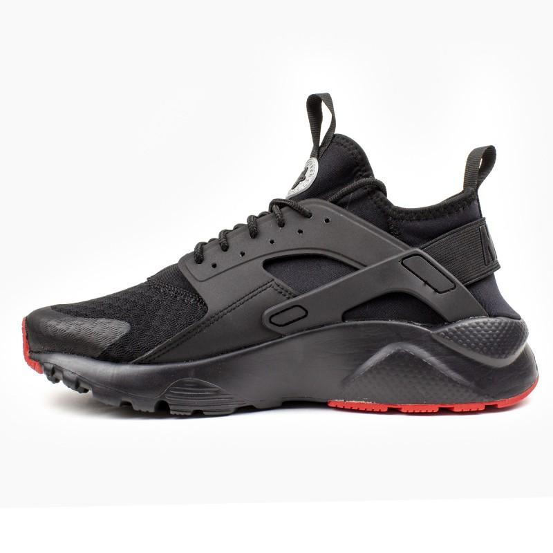 Nike Air Huarache Run Ultra 819685 012 czarne