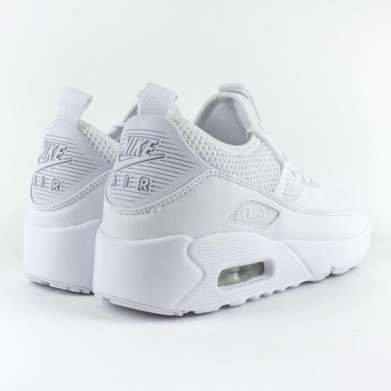 Buty Męskie Nike Air Max 90 EZ AO1745 100 (Biały