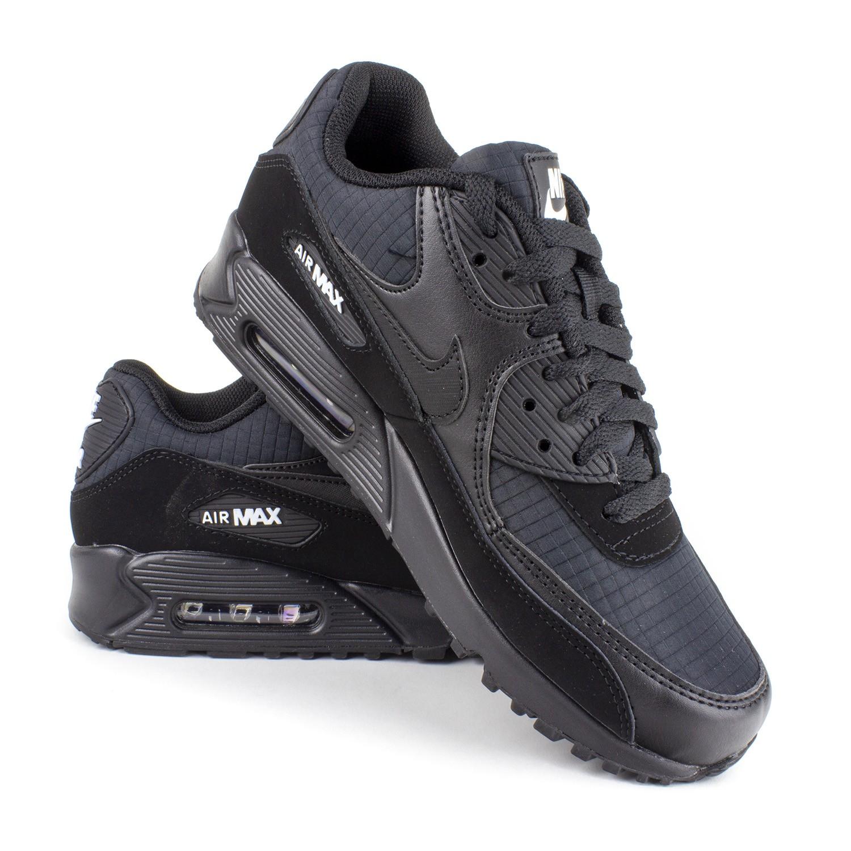 nuevo Nike Air Max 90 Essential AJ1285 019   Czarny