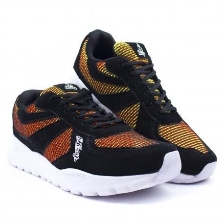 Kameleon - czarne, damskie buty sportowe